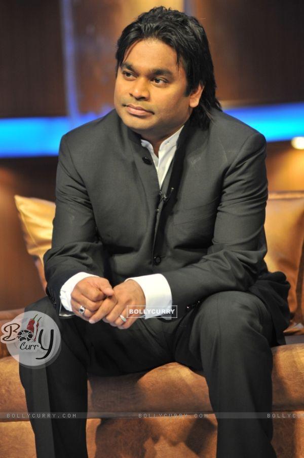 Still image of A.R. Rahman