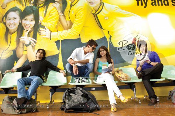 Scene from Badmaash Company movie (59487)