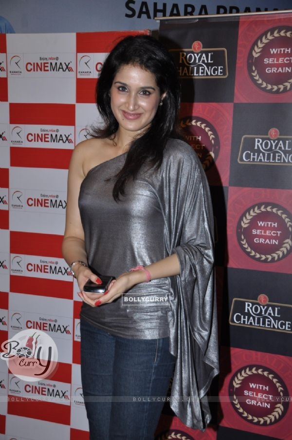 Sagarika Ghatge in music launch party of Chase movie