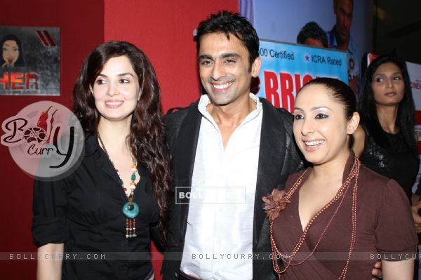 Still from music launch of the movie Chase