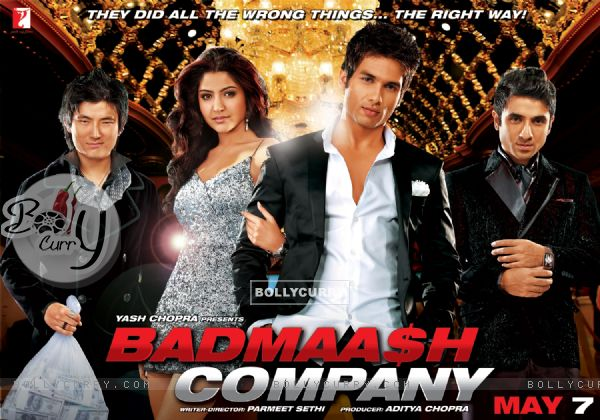 Badmaash Company movie poster (61242)