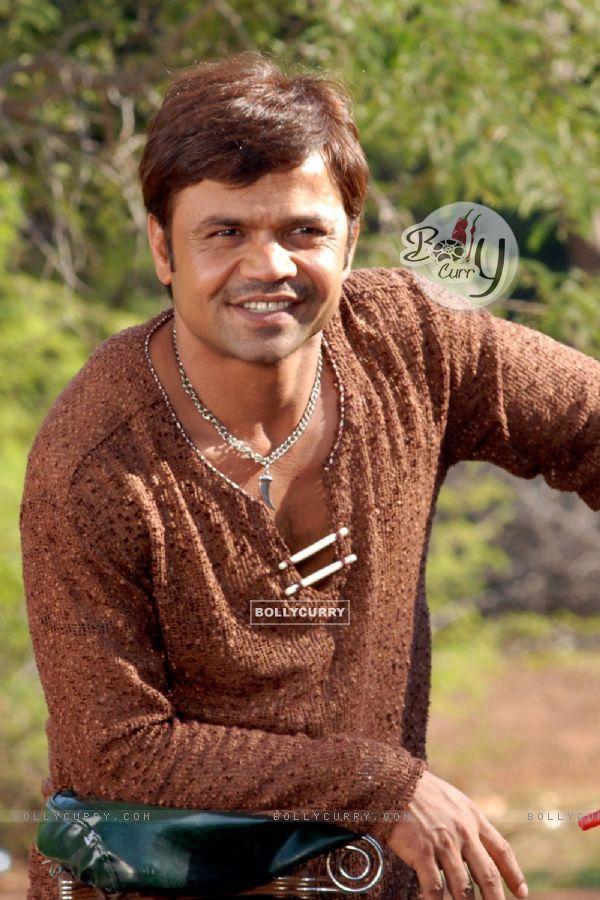 Rajpal Yadav in the movie Kushti