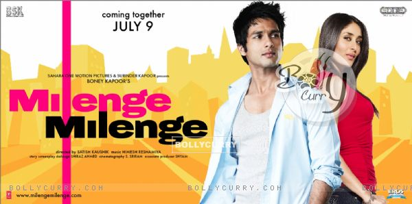 Poster of the movie Milenge Milenge (65379)