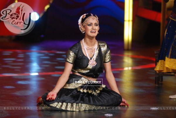 Still from tv show Zara Nachke Dikha