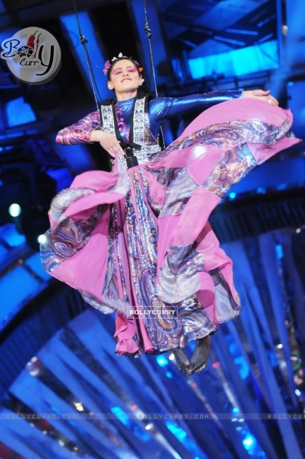 Sizzling Perfomance by Sanjeeda