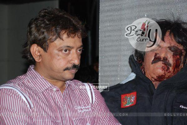 Ram Gopal Varma at the Press Meet of Agyaat (78561)