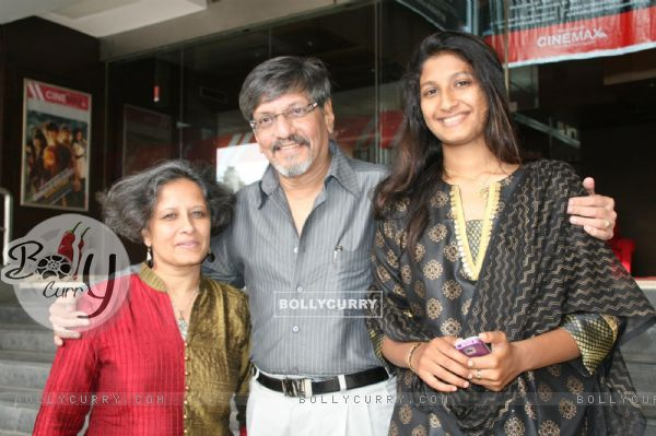 Amol Palekar''s Samantar film launch at Cinemax