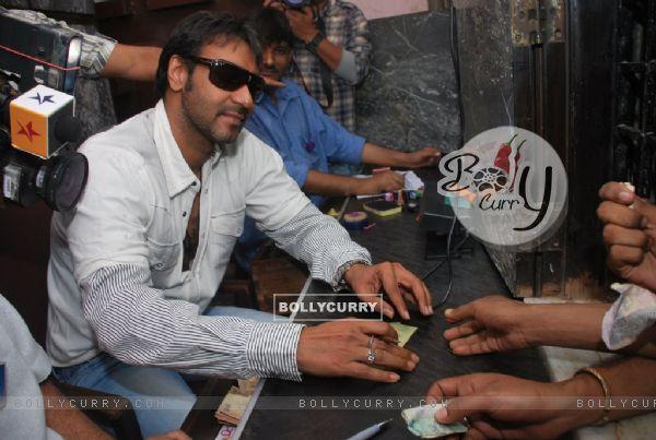 """Ajay Devgan opens """"London Dreams"""" Advance Booking Gaiety, Bandra, Mumbai (81552)"""