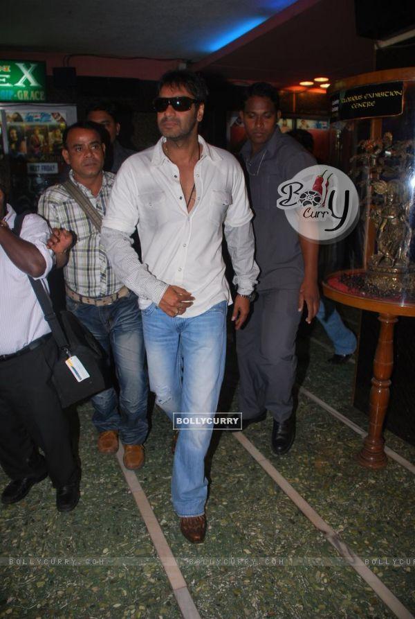 """Ajay Devgan opens """"London Dreams"""" Advance Booking Gaiety, Bandra, Mumbai (81562)"""