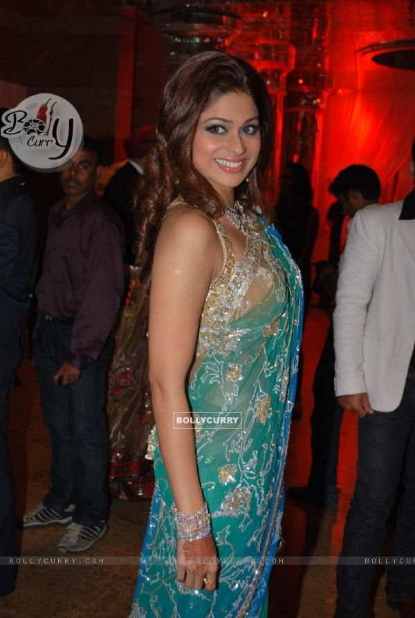Shetty at the Shilpa Shetty''s wedding reception   Shilpa Shetty ...