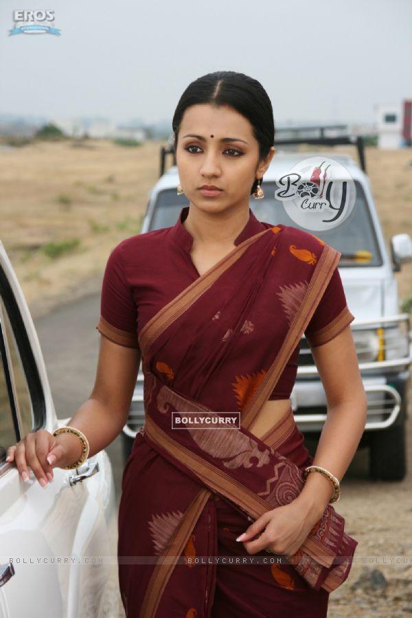Still image of Trisha Krishnan