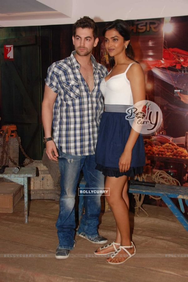 Deepika Padukone and Neil Nitin Mukesh at (90576)