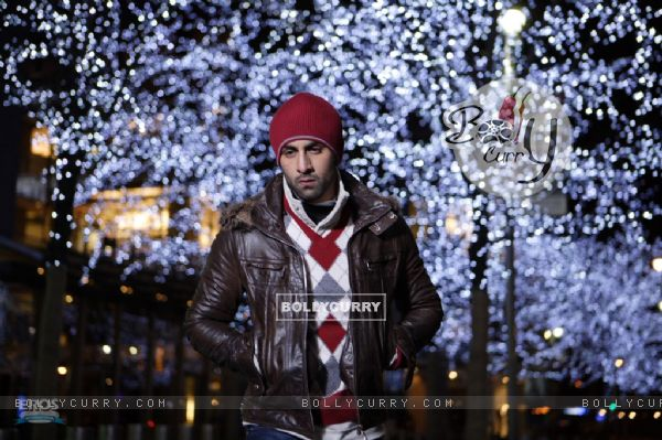 Ranbir Kapoor in the movie Anjaana Anjaani