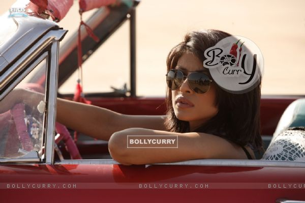 Priyanka Chopra in the movie Anjaana Anjaani