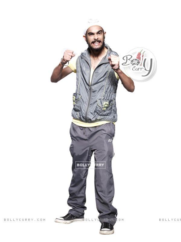 Manjot Singh at Fear Factor - Khatron Ke Khiladi x 3