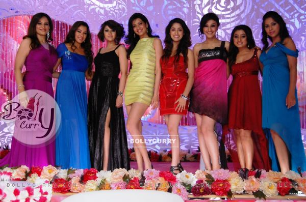 Contestant of tv show Meethi Chhoorii No 1