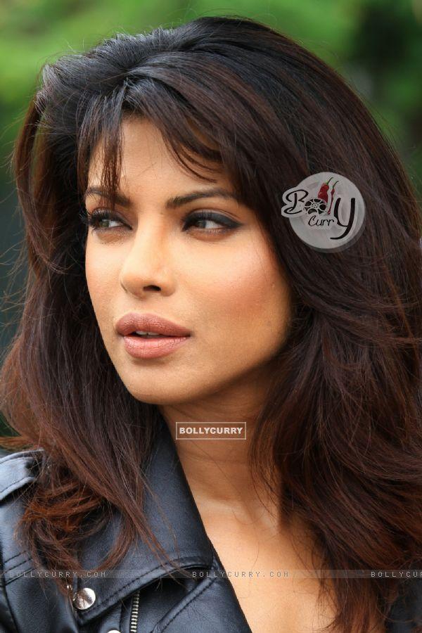 Priyanka Chopra as a host