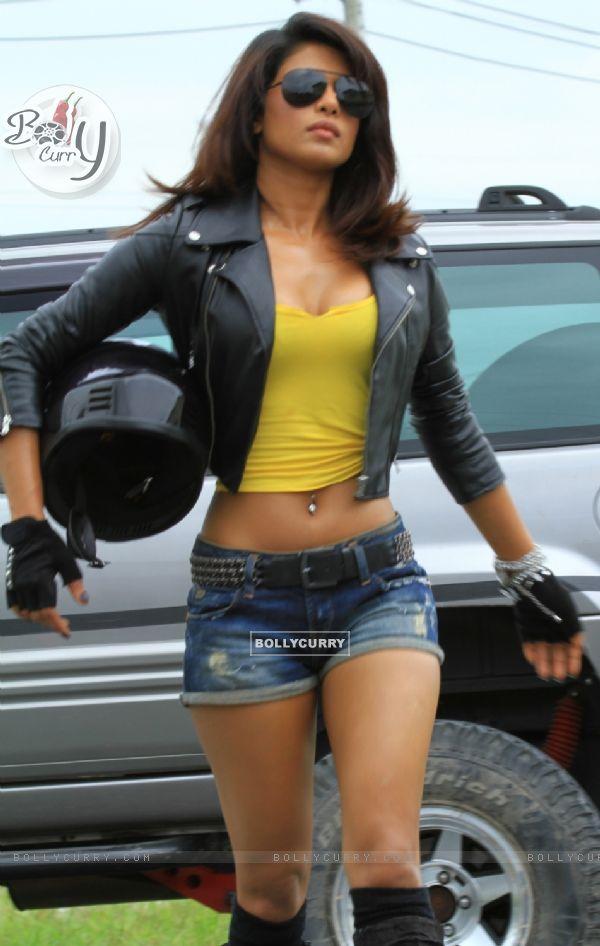 Priyanka Chopra as a host in Fear Factor - Khatron Ke Khiladi x 3