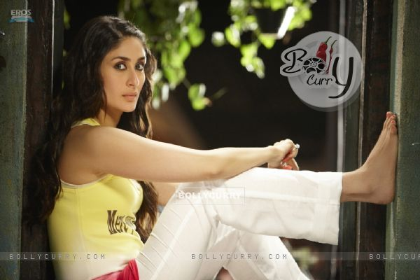 Kareena Kapoor in the movie Golmaal 3 (97379)