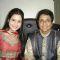 Shivshakti Sachdev with Kiran Bedi