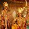 Gurmeet, Ankit, Vikram & Debina as Shri Ram, Lakshman, Hanuman & Sita in Ramayan