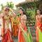 Gurmeet Choudhary, Vijay Bhatia, Ankit Arora, and Debina Bonnerjee in Ramayan