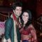 Riddhi Dogra Vashisth with Raqesh Vashisth