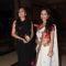 Drashti Dhami & Sunayana Fozdar at Vijay Kalantri wedding
