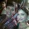 Ankita Lokhande, Anurag Sharma On Pavitra Rishta Set