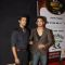 Sushant Singh Rajput and Tabrez Khan at Gold Awards