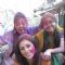 Ankita Sharma, Divya Bhatnagar and Mirali Odedra