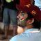 Sushant Singh Rajput Watching India Vs Srilanka Worldcup Match