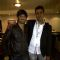 Sushant Singh Rajput With Event Manager At South Africa