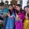 Ankita Lokhande, Anurag Sharma, Priya Marathe and Prarthana Behere
