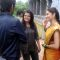 Ankita Lokhande, Sushant Singh Rajput Discussing The Scene With Creative Head Of Pavitra Rishta