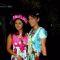 Ankita Lokhande and Rashmi Desai at Nandish's Birthday Bash