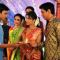 Ankita Lokhande, Anurag Sharma, Mahesh Shetty, Swati Anand Shooting For Pavitra Rishta