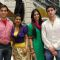 Dimple Jhangiani , Kushal Punjabi , Gautam Rode and Mala Salariya