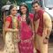 Devoleena, Pooja and Nazim