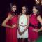Vrinda Dawda, Samentha Fernandes and Priyanka Soni