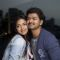 Vijay and Amala in Thalaiva