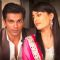 Surbhi Jyoti and Karan Singh Grover