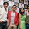 Rithvik Dhanjani, Asha Negi, Gautam Rode and Anas Rashid promote Star Parivar Awards 2014