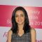 Sanaya irani at Fair-and-Lovely-Foundation-2