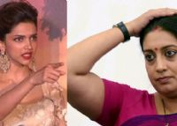 Deepika Padukone LOSES COOL: Will Smriti Irani take ACTION?