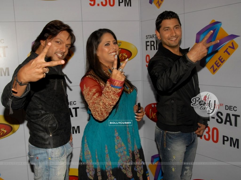 Master Geeta Kapur, Marzi Pestonji & Rajeev Surti in DID Doubles (112627) size:1024x768