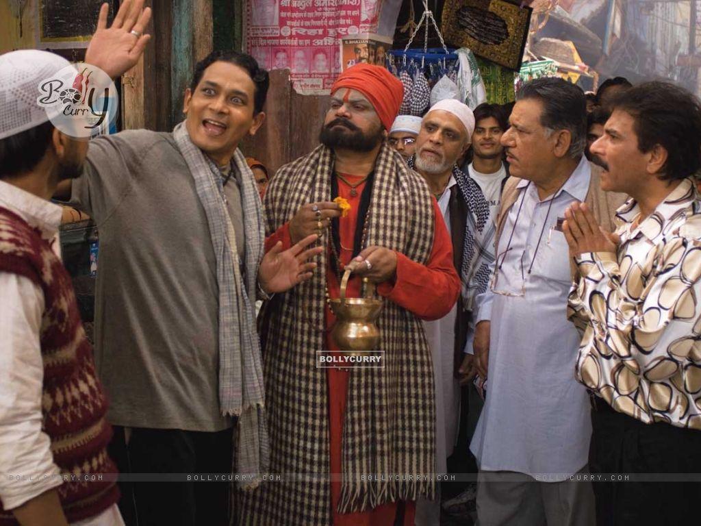 A scene from Delhi-6 movie (12583) size:1024x768