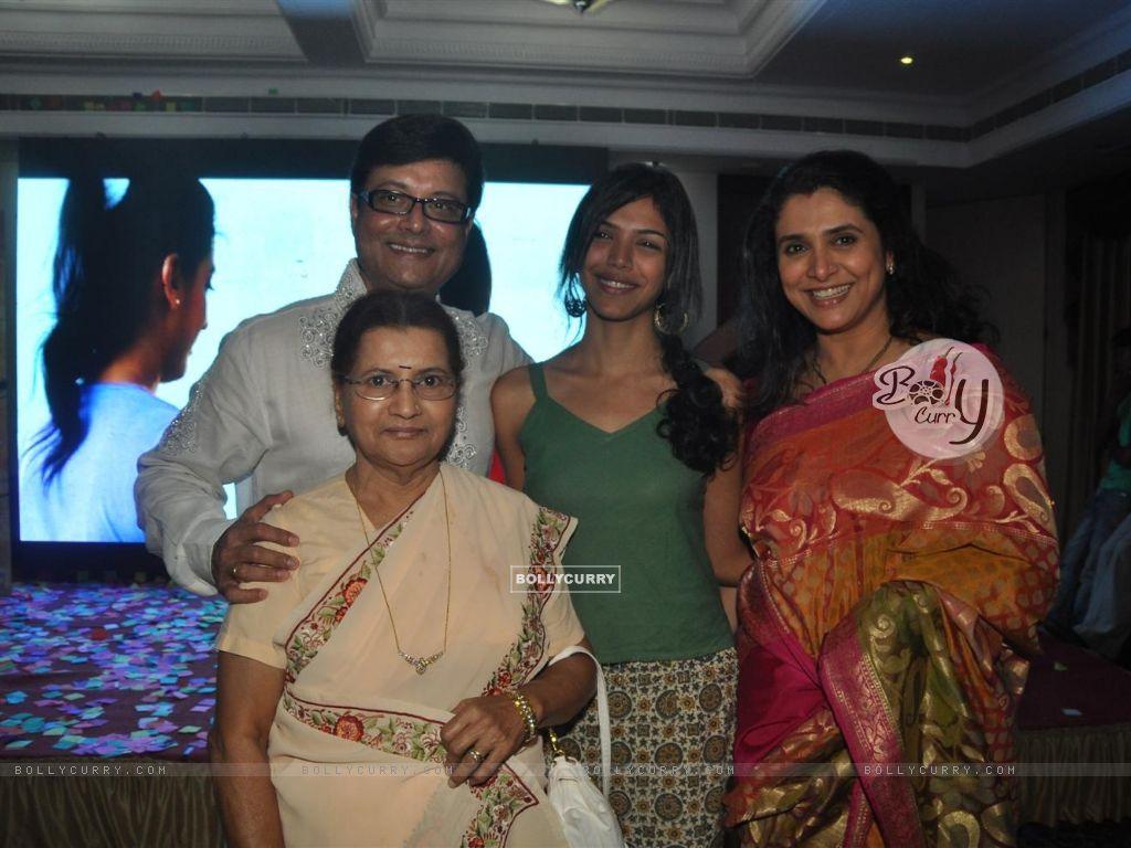 Sachin Pilgaonkar Marathi  Sachin Pilgaonkar Adopted Daughter Karishma