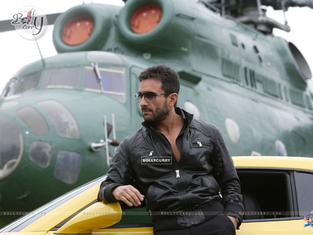 Saif Ali Khan in the movie Agent Vinod (181831) size:1024x768