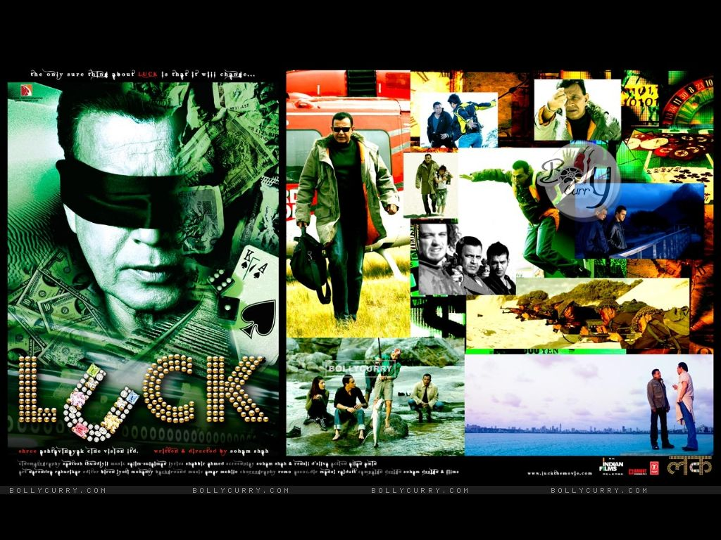 Wallpaper of Luck movie with Mithun Chakraborty (20318) size:1024x768